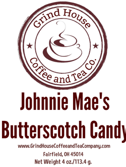 Johnnie Mae's Butterscotch Candy