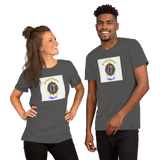 For the love of Hip Hop Short-Sleeve Unisex T-Shirt