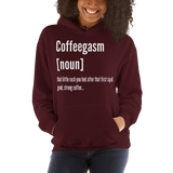 Coffeegsm Hooded Sweatshirt