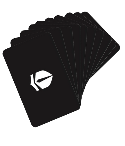 RFID Keycards (10-pack)