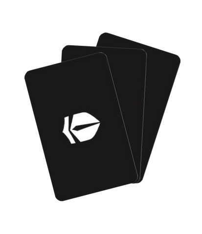 RFID Keycards (3-Pack)