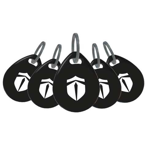 Gun Box safe RFID Fobs - 10 pack