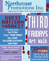 Third Fridays Art Walk
