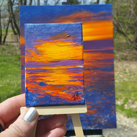 Mini Matching Painting