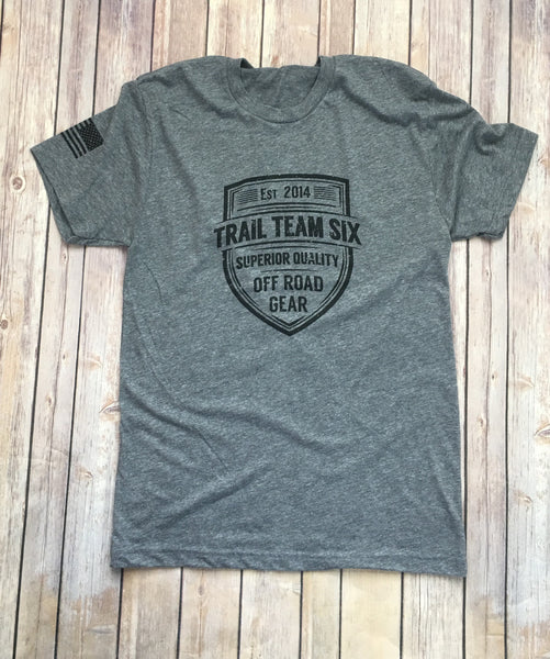 Trail Team Six - T Shirt
