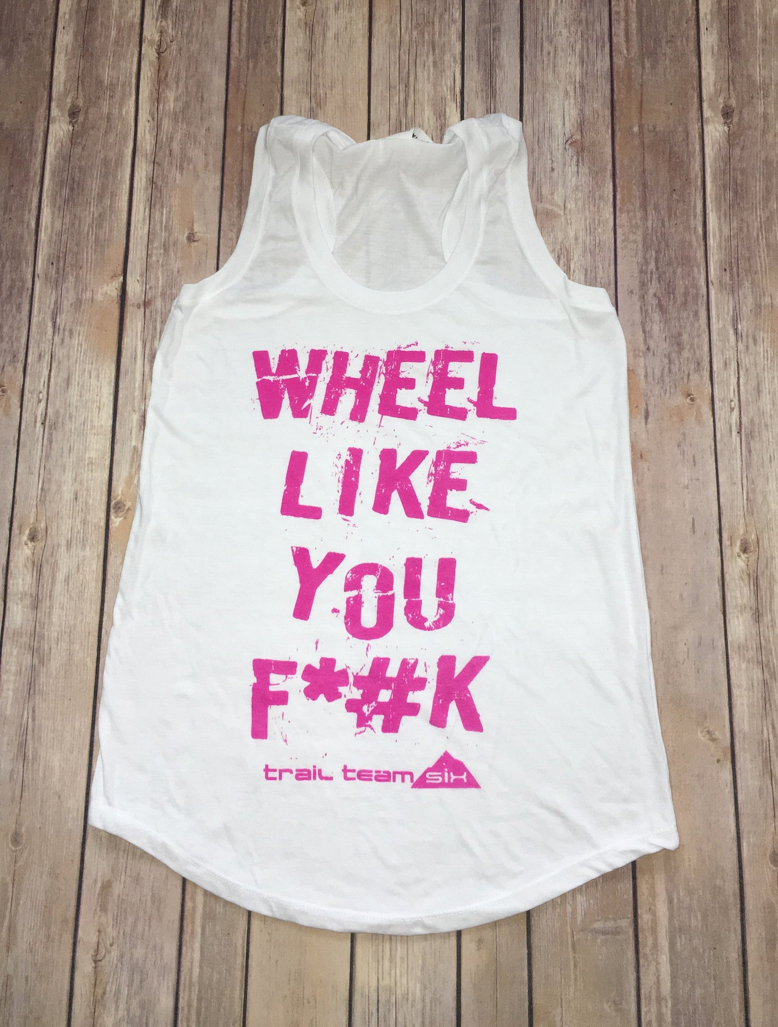 Wheel Like You - Tank