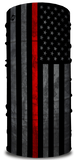 Thin Red Line Grunge - Hoo-rag