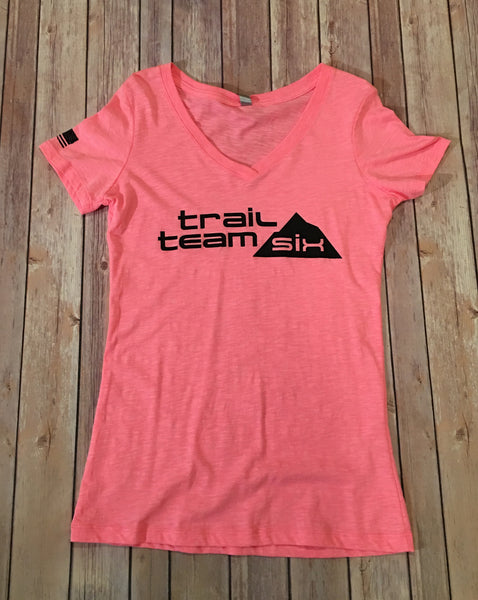 Trail Team Six - V Neck