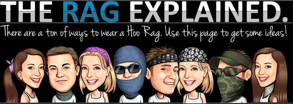 Trail Team Six - Hoo-rag