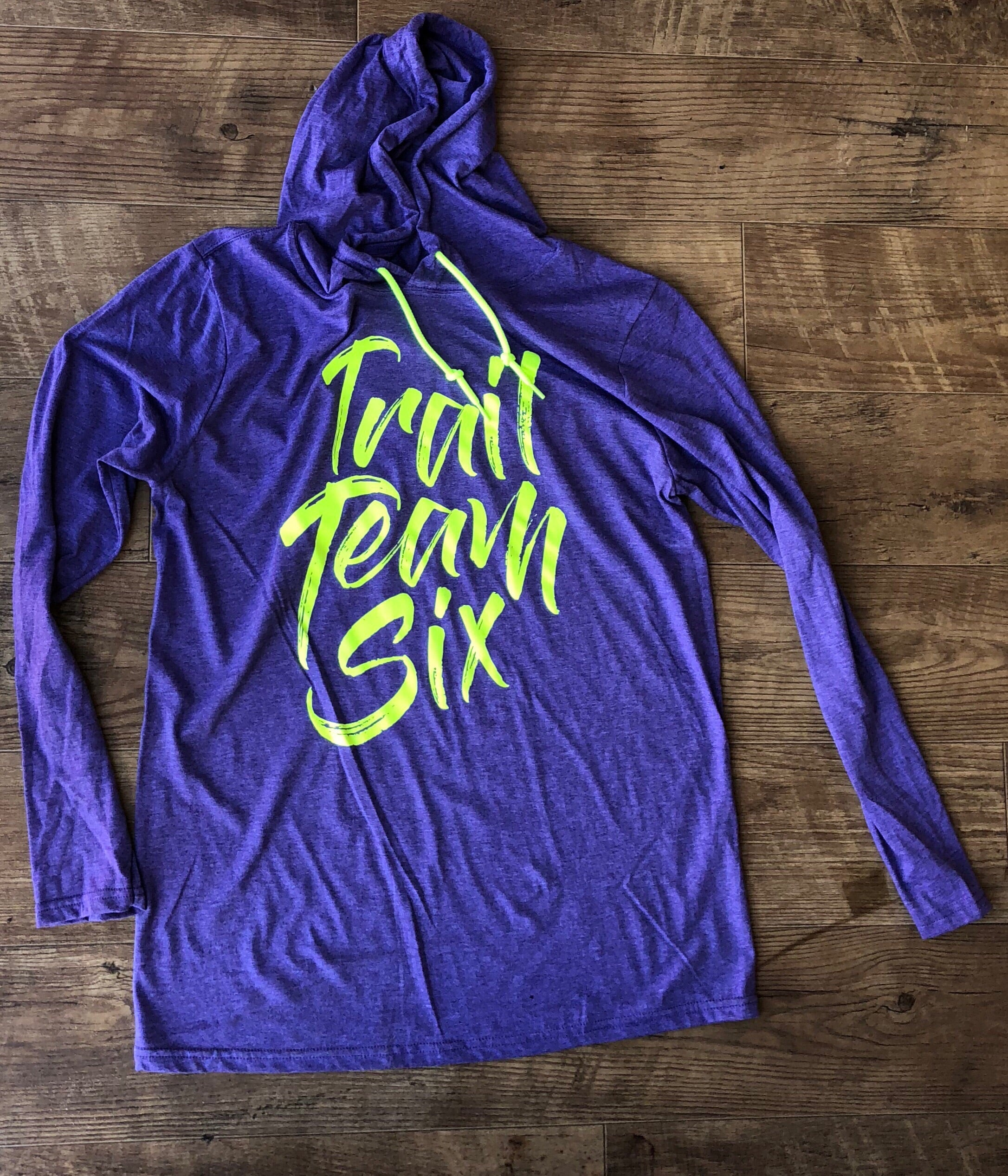 Trail Team Six - Hooded Long Sleeve