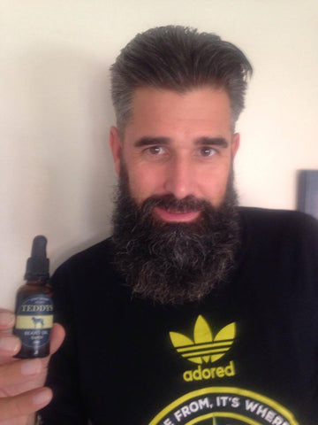 Teddys Llywelyn Beard Oil Review