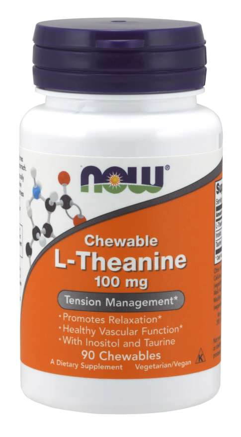 L-Theanine 100Mg Plus