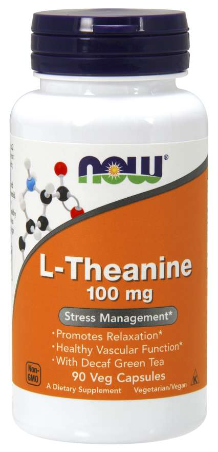 Theanine 100Mg