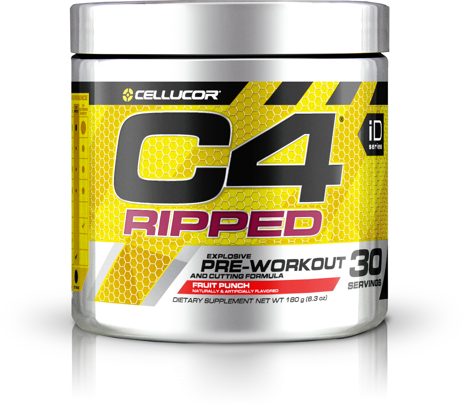 C4 Ripped Fitrx