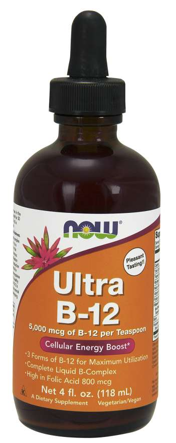 Ultra B-12 Liquid 4 Fl Oz