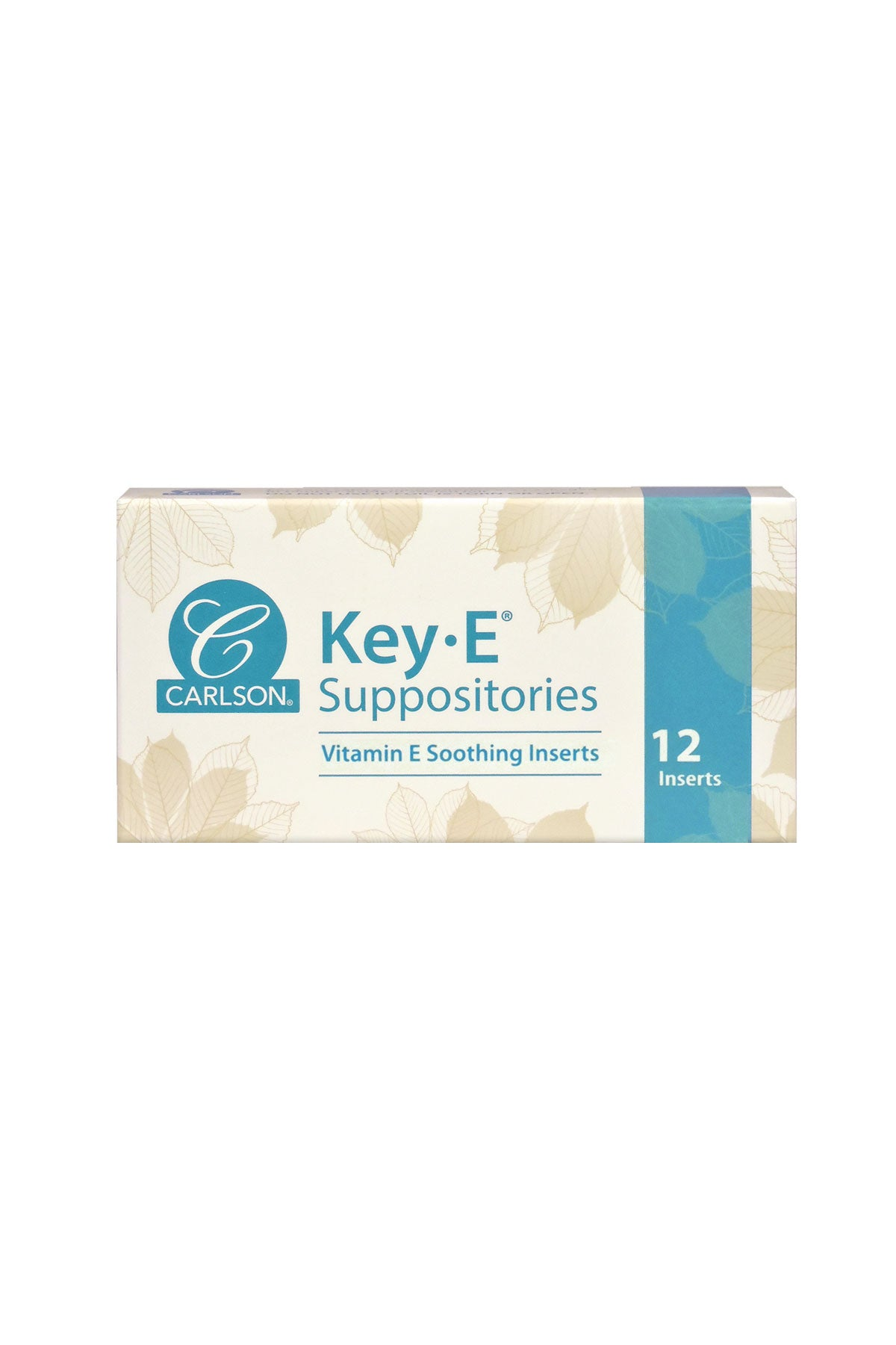 Key-E Suppositories Box Of 12