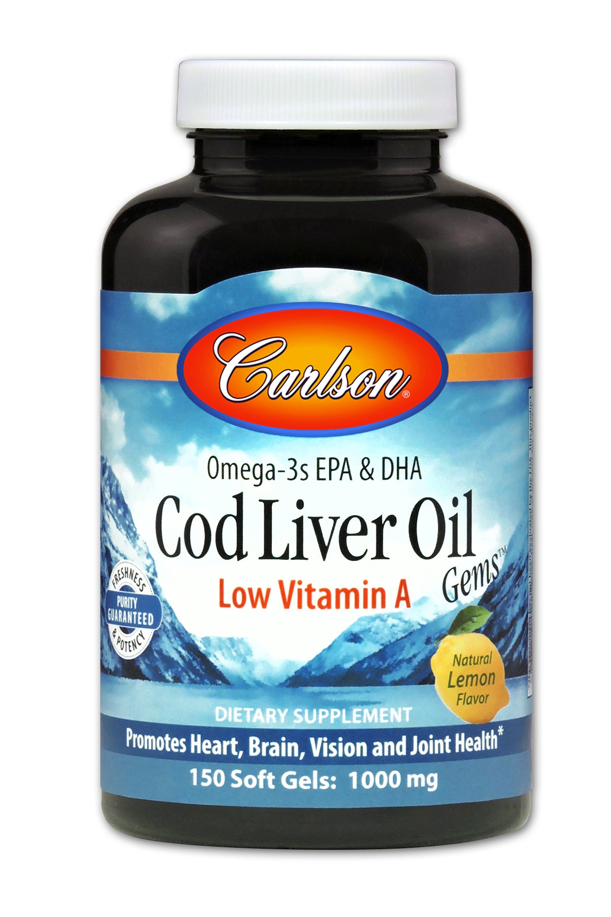 Low A Cod Liver Oil 150