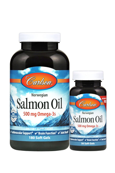 Salmon Oil 500mg