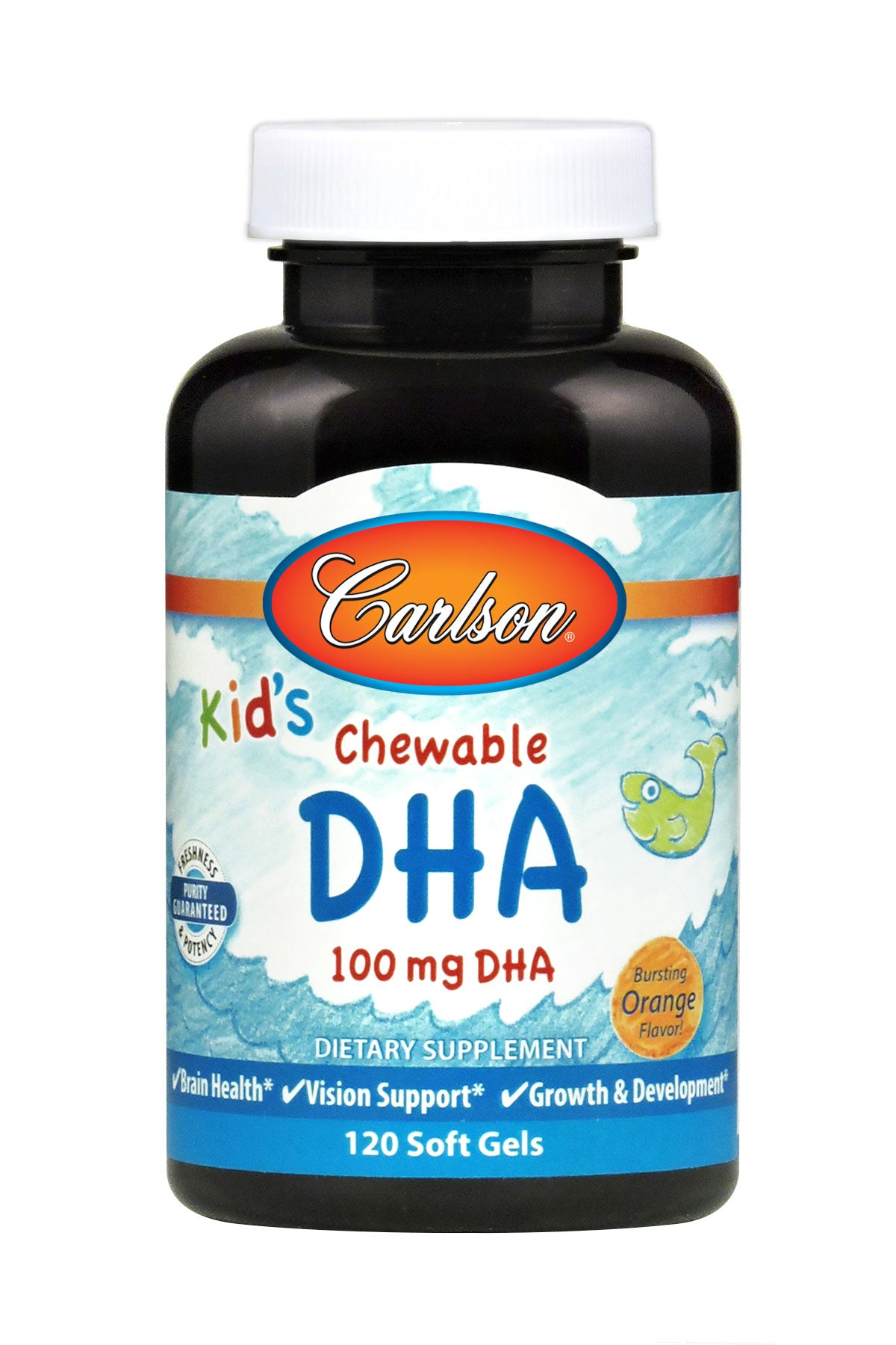 Kids Chewable Dha 120