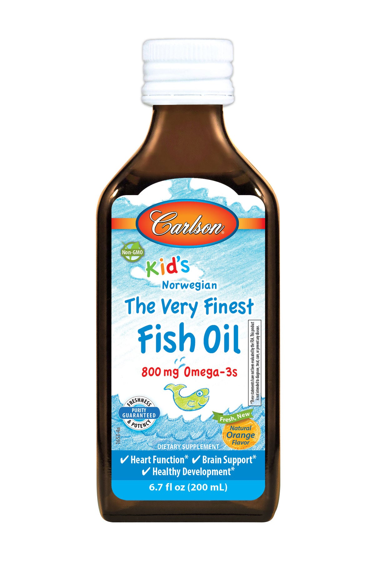 The Very Finest Fish Oil Kids