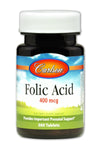 Folic Acid 400Mcg