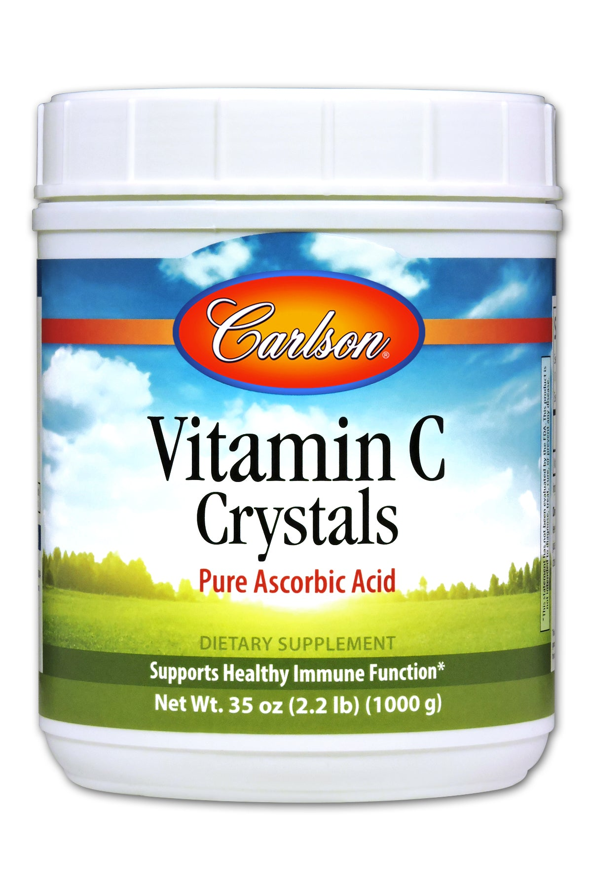 Vitamin C Crystals 35