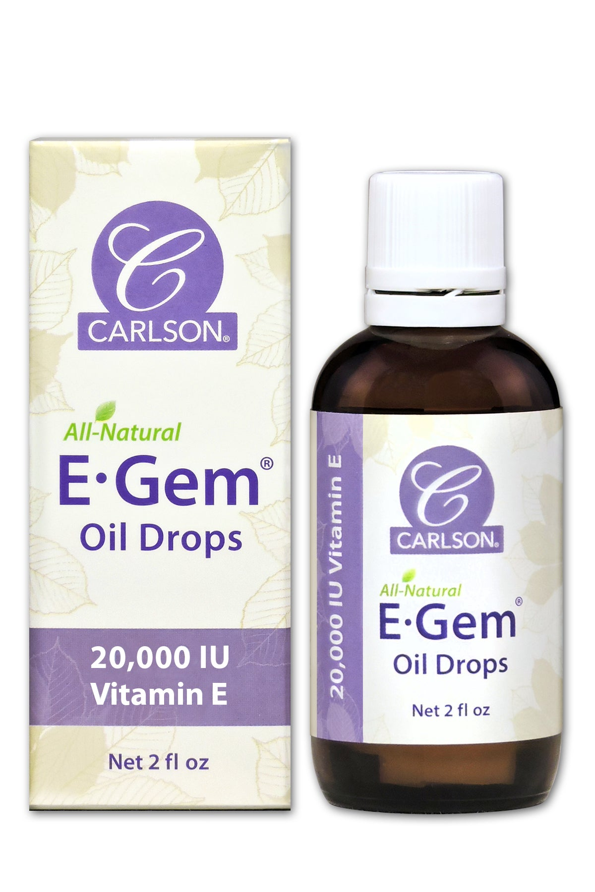 E-Gem Oil Drops 2