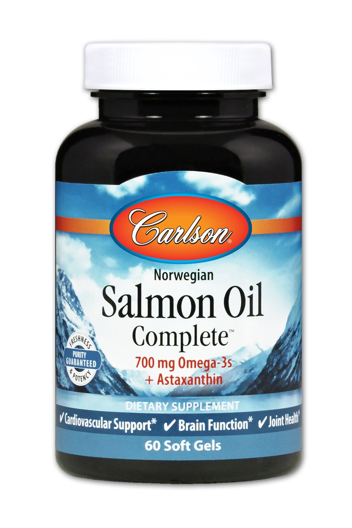 Salmon Oil Complete 60