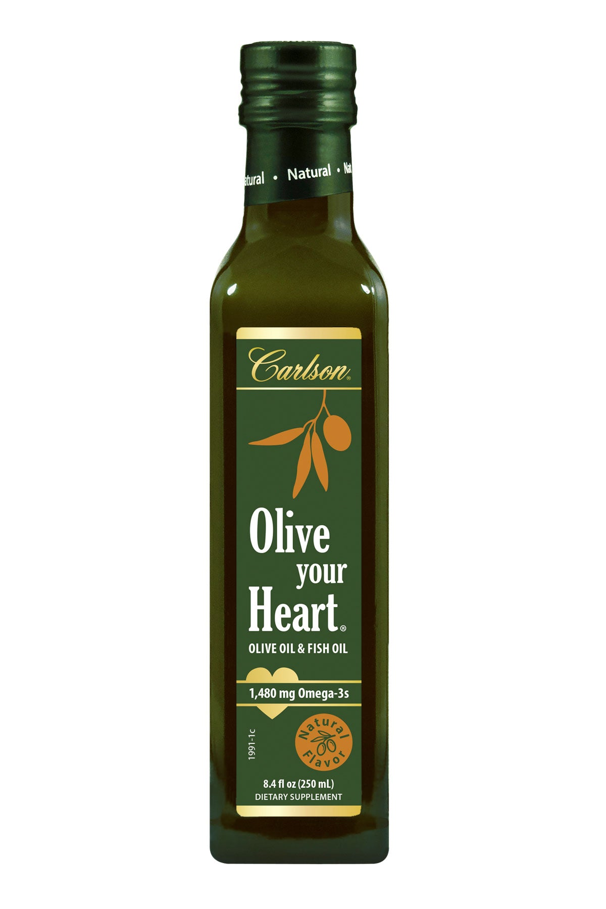 Olive Your Heart Naturalflavor