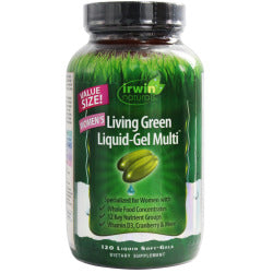 Living Green Liquid-Gel Multi For Women - Value Size