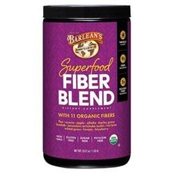 Organic Superfood Fiber Blend Vanilla Flavor