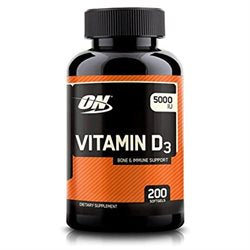 ON Vitamin D3 5000 IU