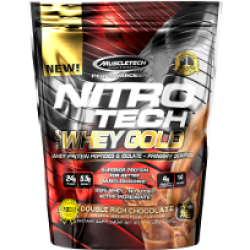 Mt Performance Series Nitro Tech 100% Whey Gold