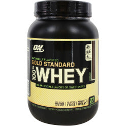 ON 100% Gold Standard Natural Whey Protein
