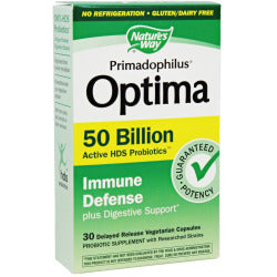 Primadophilus Optima Immune Defense 50 Billion