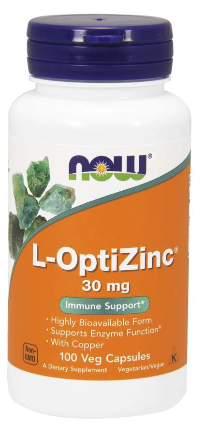 L-Optizinc(R) 30Mg + Copper