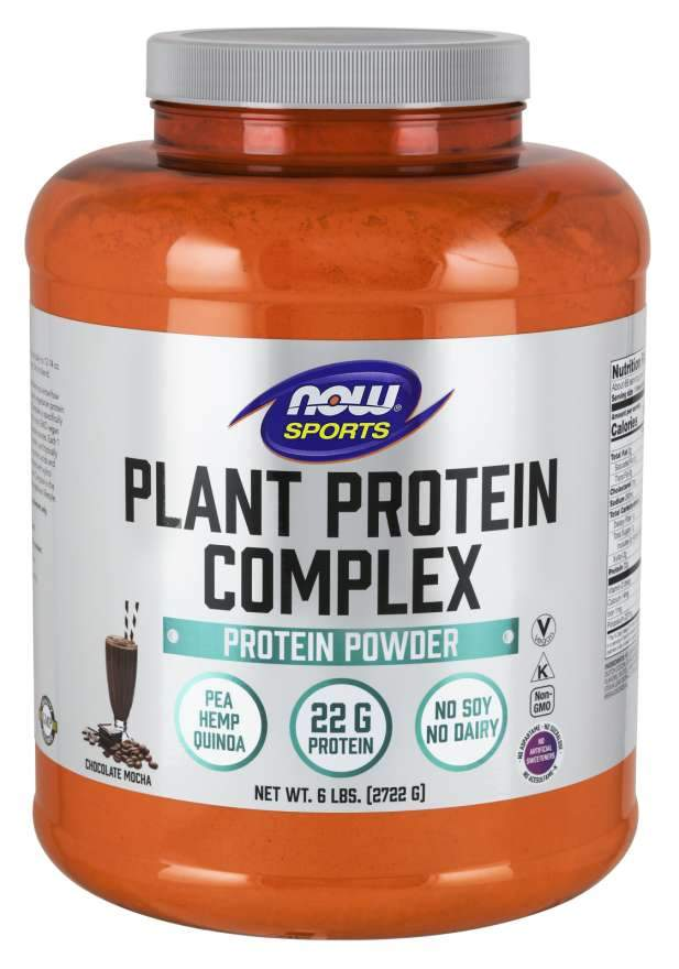 Plant Protein Complex