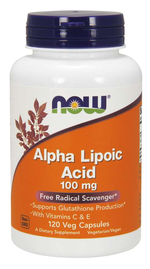 Alpha Lipoic Acid 100Mg
