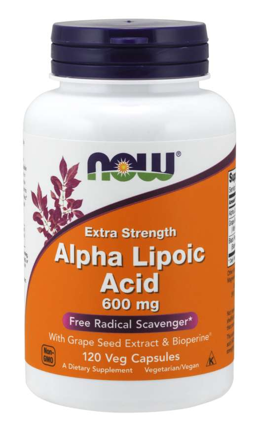 Alpha Lipoic Acid 600Mg