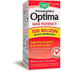 Primadophilus Optima Max Potency 100 Billion (Refrig)