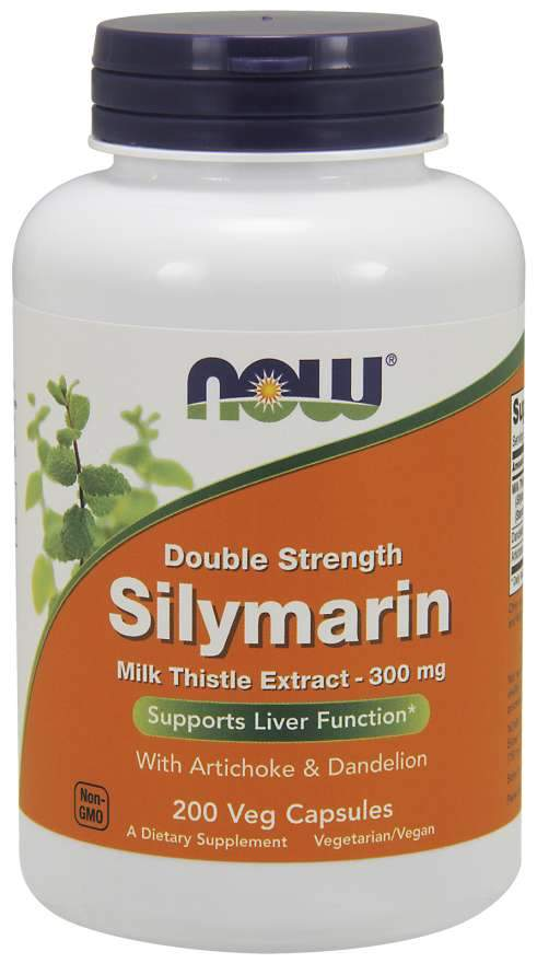 Silymarin Milk Thistle 300Mg