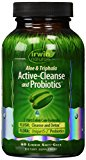 Aloe & Triphala Active-Cleanse And Probiotics