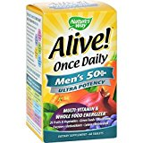 Alive! Once Daily Men S 50+ Ultra Potency