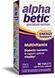 Alpha Betic Multivitamin, Energy Support