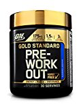 ON 100% Gold Standard Pre-Workout