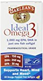 Ideal Omega 3 Softgels