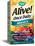 Alive! Once Daily Men S Ultra Potency