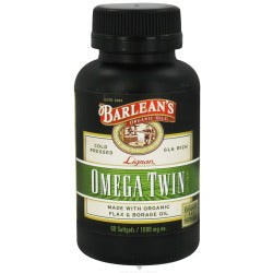 Lignan Omega Twin Softgels