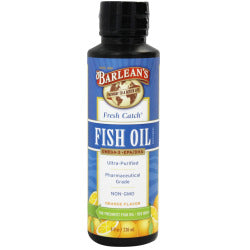 Fresh Catch Fish Oil Orange Flavor
