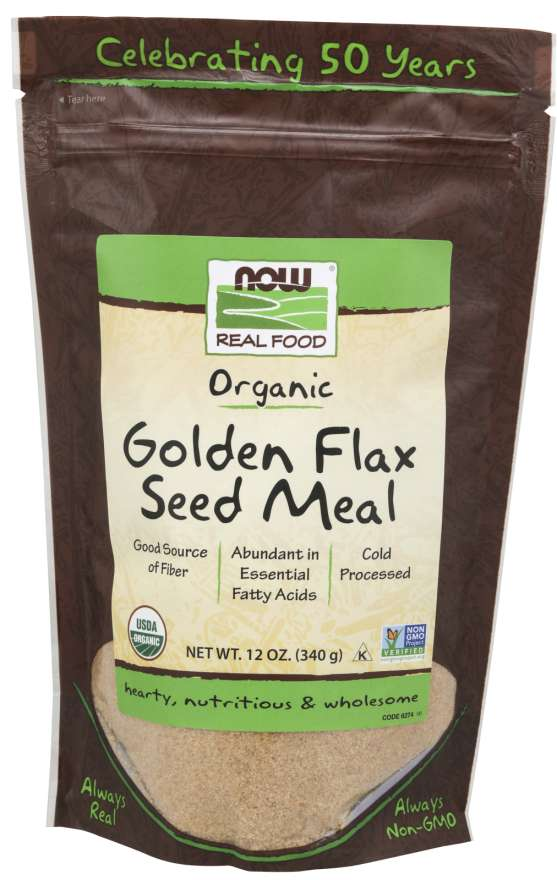 Golden Flax Meal Org